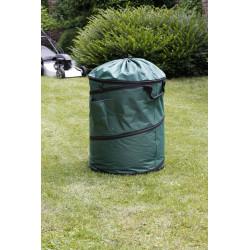 """Sac déchets verts avec fond rigide """" Pop Up Max"""" 175 L de marque NORTENE , référence: J4671900"""