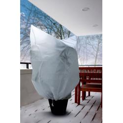 """Lot de 2 housses d'hivernage """"Hiverscratch"""" - 2 x 1,80 m de marque NORTENE , référence: J4683200"""
