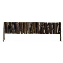 """Bordure en bambou """"Bamboo Border"""" -  0,35 x 1 m - Marron de marque NORTENE , référence: J4683400"""