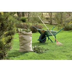 """Lot de 3 sacs à déchets verts naturels """" Jutebag"""" de marque NORTENE , référence: J4684700"""
