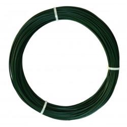 """Fil de fer plastifié """"Plast Wire"""" - 3 mm x 25 m de marque NORTENE , référence: B4691500"""