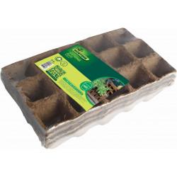 """60 godets pour semis """"Growing Pots"""" - 100 % biodégradables - 5 x 5 cm de marque NORTENE , référence: J4692700"""