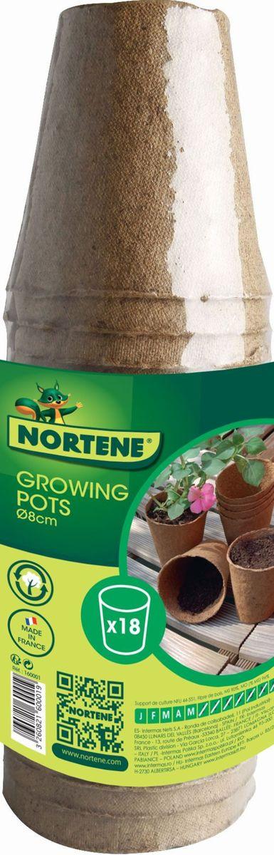 18 pots pour semis \