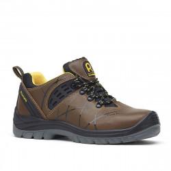 Chaussures de sécurité CHICAGO marron T44 de marque ROUCHETTE, référence: B4700300