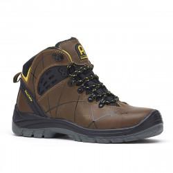 Chaussures de sécurité OREGON marron T42 de marque ROUCHETTE, référence: B4700700