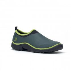 Sabots TRIAL vert et anis T45 de marque ROUCHETTE, référence: J4704800