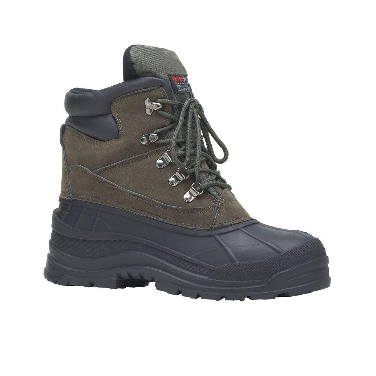 Chaussures QUEBEC kaki T40