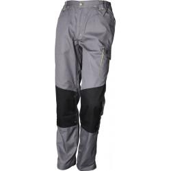 Pantalon de travail PANTALON GRAPHITE gris L de marque ROUCHETTE, référence: B4737300