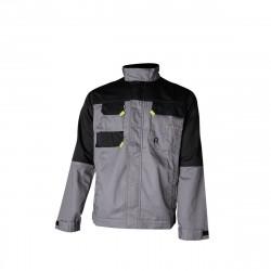 Veste de travail VESTE GRAPHITE gris XXL de marque ROUCHETTE, référence: B4737900