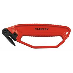 Lame de rechange pour cutter spécial emballage de marque STANLEY, référence: B4758000