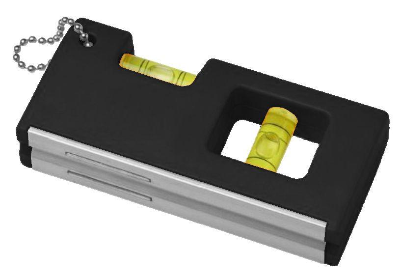 Mini niveau magnétique - 100 mm 2 fioles