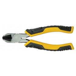 Pince coupante diagonale de marque STANLEY, référence: B4787900