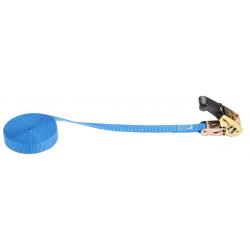 """2 Sangles bagageres à crochets """"S"""" - 5m x 25mm de marque OUTIFRANCE , référence: B4796700"""