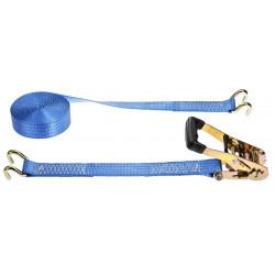 Sangle d'arrimage à crochets bord de rive - 9m x 50mm de marque OUTIFRANCE , référence: B4797400