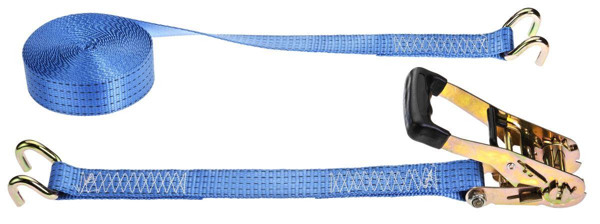 Sangle d'arrimage à crochets bord de rive - 9m x 50mm