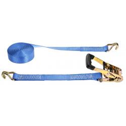 Sangle d'arrimage à crochets bord de rive - 15m x 50mm de marque OUTIFRANCE , référence: B4797800
