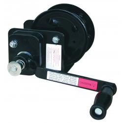 Treuil manuel auto-freine - Ø 5 mm x 10 m de marque OUTIFRANCE , référence: B4801900