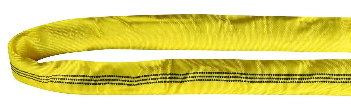Elingue de levage tubulaire sans fin - 2 Tonnes Vert 3 m