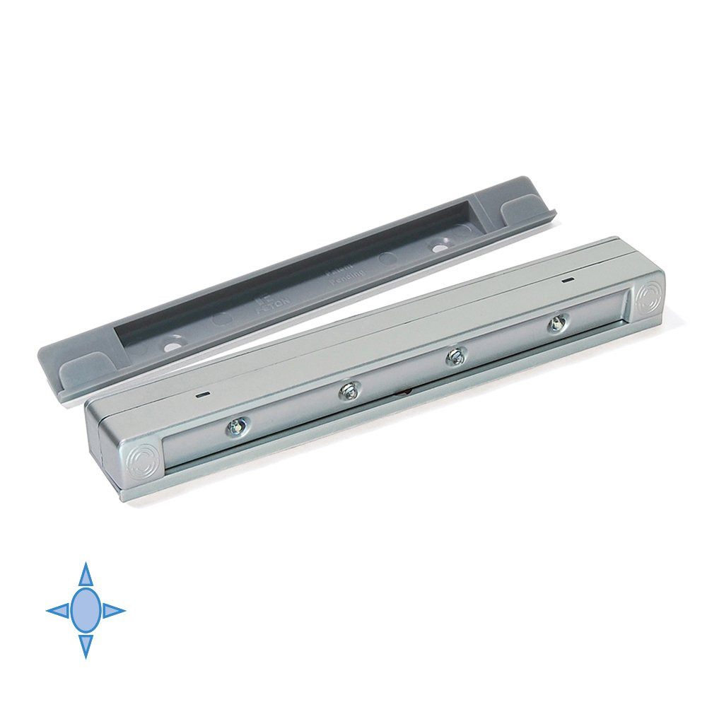 Lumière LED à piles pour intérieur de tiroirs Drawled avec détecteur de vibration et lumière froide