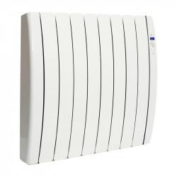 Radiateur fonte aluminium à inertie pierre RC6TTS Inerzia - 900W de marque HAVERLAND, référence: B4956900