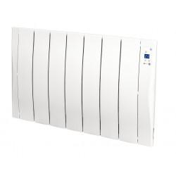Radiateur intelligent à inertie fonte d'aluminium WI3 Smartwave - 450W de marque HAVERLAND, référence: B4957900