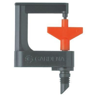 Micro-asperseur rotatif 360° d'arrosage goutte à goutte