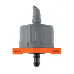 Goutteur d'arrosage réglable et régulateur de pression de marque GARDENA, référence: J348700