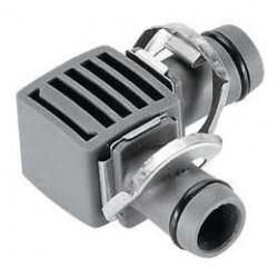Jonction en L pour tuyau 13 mm de marque GARDENA, référence: J105800