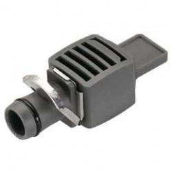 Bouchon  pour tuyau de 13 mm de marque GARDENA, référence: J102400