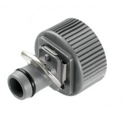 Nez de robinet pour tuyau d'arrosage 13 mm 20/27 de marque GARDENA, référence: J102800