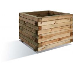Bac carré Maxi Volume STOCKHOLM 80 cm de marque Jardipolys, référence: J469900