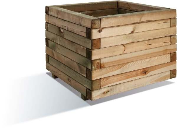Bac carré Maxi Volume STOCKHOLM 80 cm