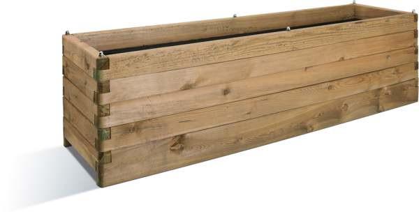 Bac rectangulaire OLEA 180 cm