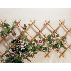 Treillis en bambou naturel 1 x 2 m TRELLIBAMBOO de marque NORTENE , référence: J432600