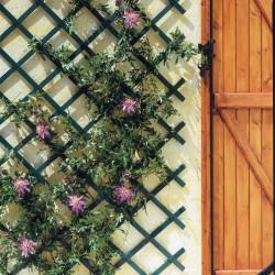 Treillis extensible en PVC 0,5 x 1,5 m vert TREILLIFLEX de marque NORTENE , référence: J432100