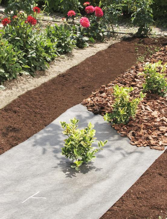 Nappe de jardinage 1 x 10 TERRATEX