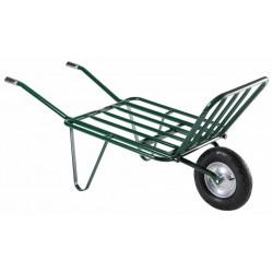 Brouette Agricola 1 roue gonflée de marque HAEMMERLIN, référence: J342700