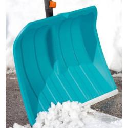 Pelle à neige raclette alu 50 cm de marque GARDENA, référence: J365400