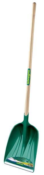 Pelle Vmax Alu manche bois 36cm