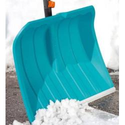 Pelle à neige raclette alu 40 cm de marque GARDENA, référence: J365300