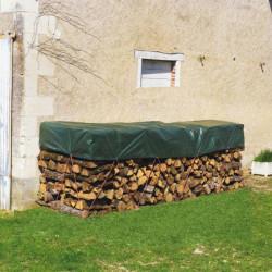 Bâche tas de bois 1.5 x 6 PROTEX WOOD de marque NORTENE , référence: J415600