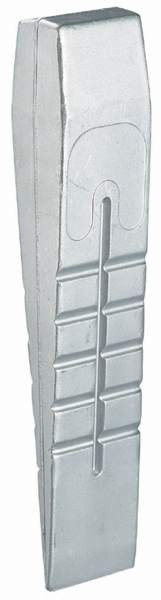 Coin d'abattage aluminium 900 g