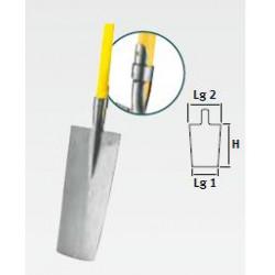 Louchet de pépiniériste 40 cm - Leborgne
