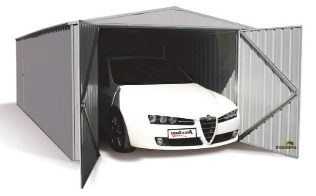Garage en métal 18 m2 - Absco