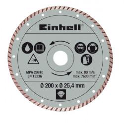 Disque de coupe diamanté de marque EINHELL , référence: B38400