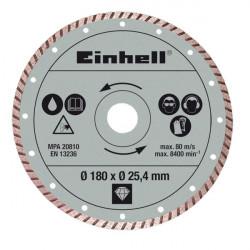 Disque diamanté pour TPR 180 de marque EINHELL , référence: B38500
