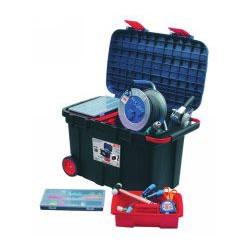 Coffre de chantier roulant de marque OUTIFRANCE , référence: B330700