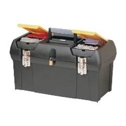 Boite à outils Bati Pro Zag cadenassable de marque STANLEY, référence: B330500