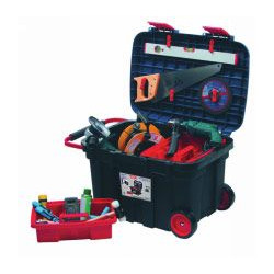 Coffre de chantier roulant de marque OUTIFRANCE , référence: B330600