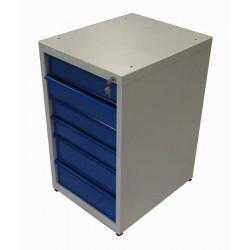 Bloc 6 tiroirs bleu de marque OUTIFRANCE , référence: B329600